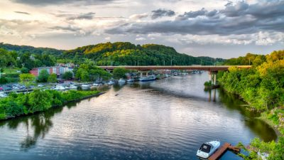 summer-evening-along-the-rondout
